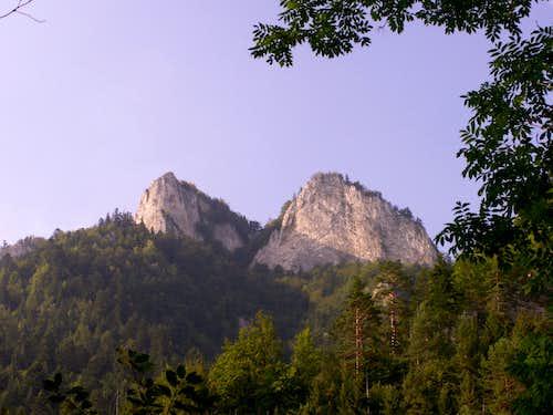 Trzy Korony Mt. ...