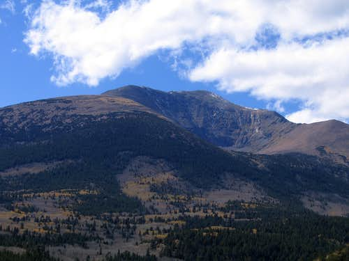 Winds of Change on Mt Ouray