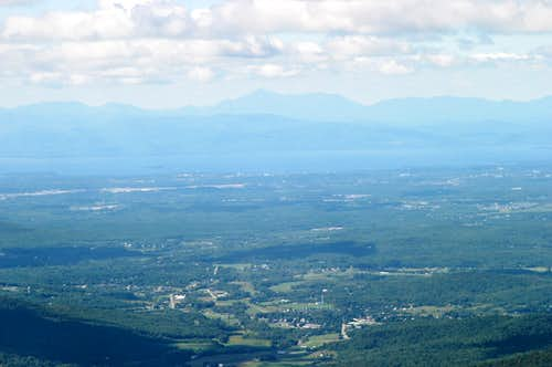 Lake Champlain and Adirondaks