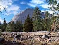 Half Dome Little Yosemite