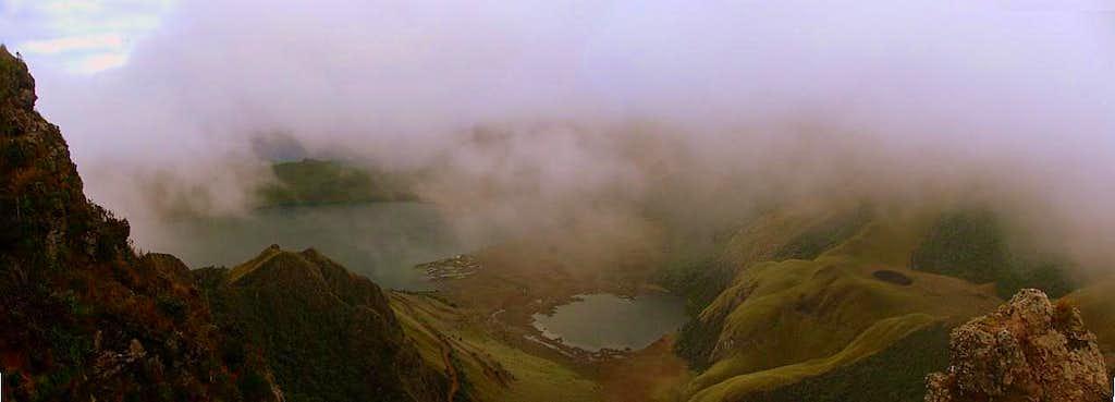 Cerro Negro, Ecuador. North Face.