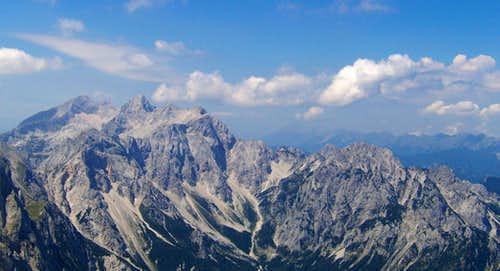 Kamnik/Steiner Alps