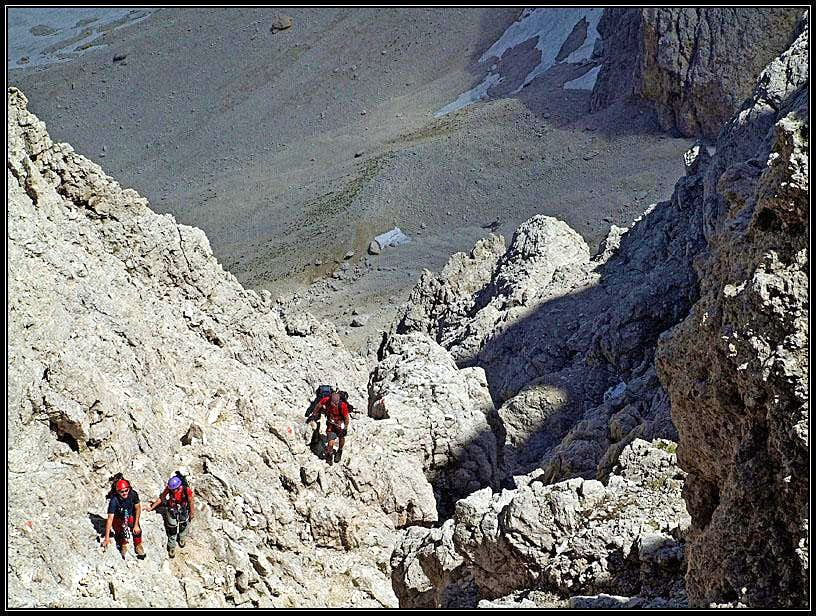 The Oskar-Schuster Ferrata