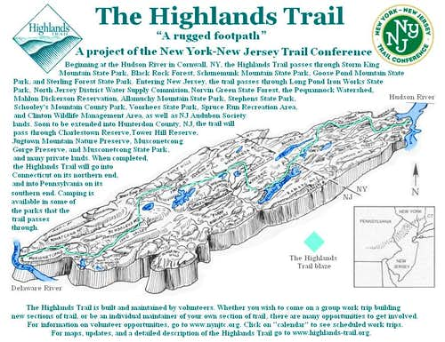 The Highlands Trail