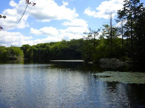 Bear Pond Hopatcong