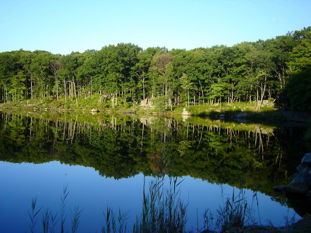 Saffin Pond @ Mahlon Dickerson
