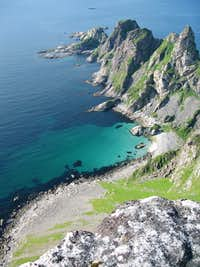 Måtind, Lofoten