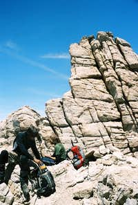 Mountaineers Route: Whitney