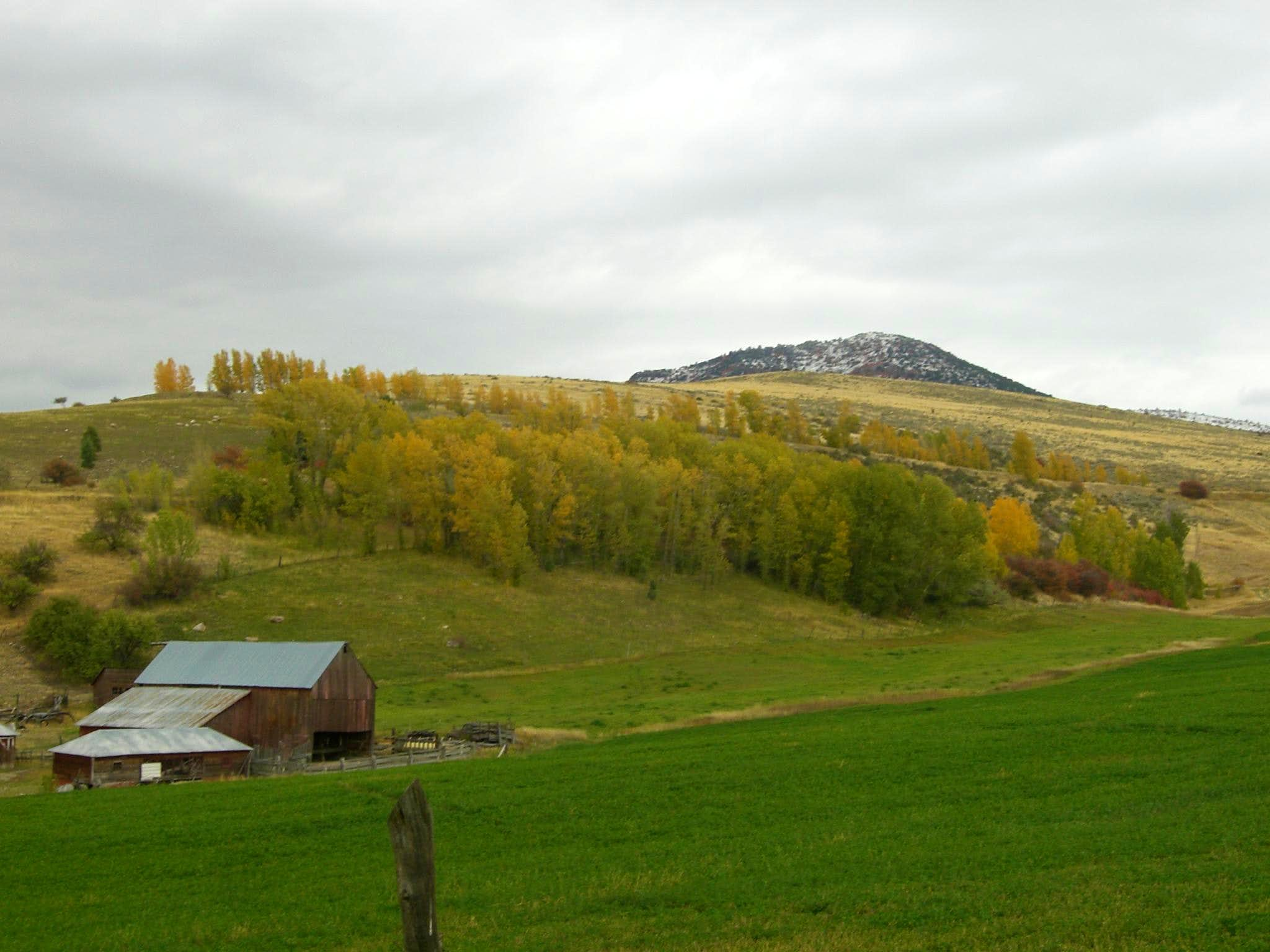 Mountain Farms and Barns