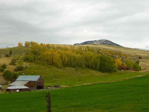 Mountain Farms and Barns