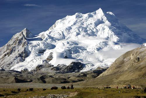 Jobo Rabzang - 6666 m