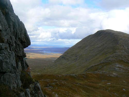 Stob a'Choire Odhair and Rannoch Moor