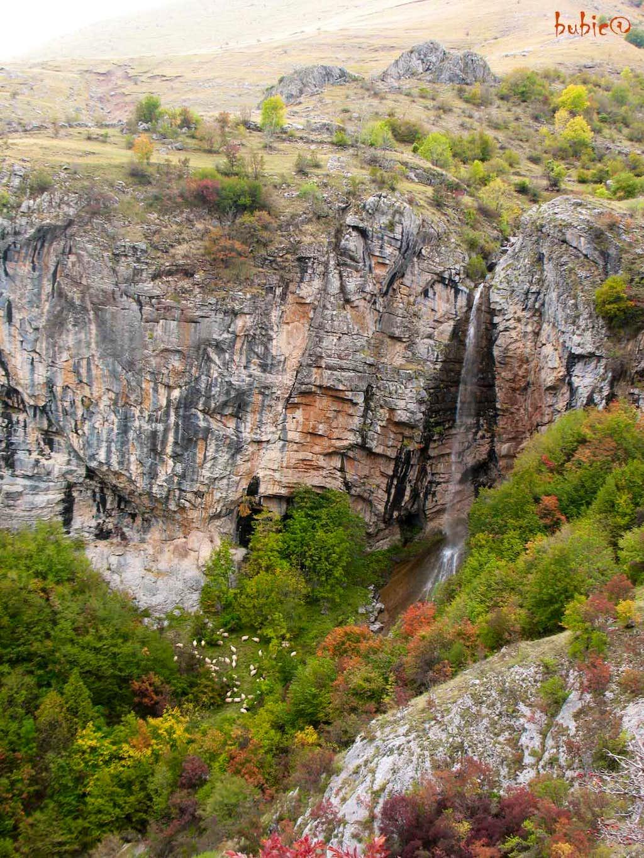 Waterfall Peruča