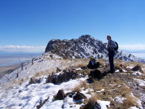 Frary Peak (Antelope Island)