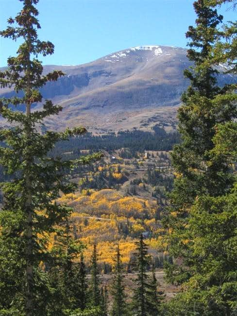 September 2003 Mt. Bross...