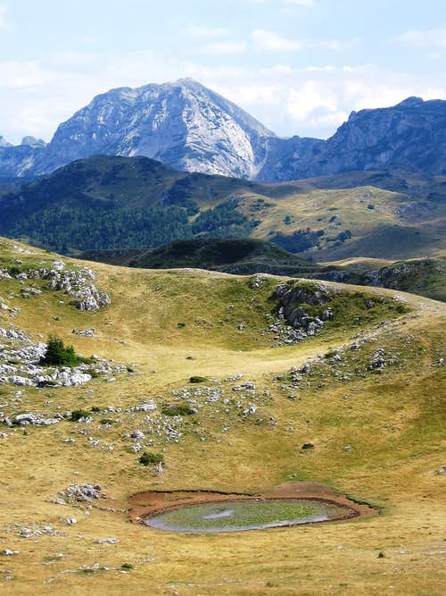 Gruda (2302m)