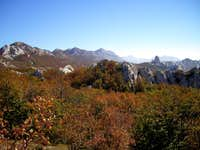 Indian summer Velebit style