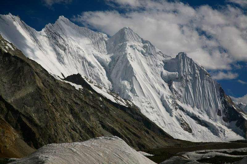 Chogolisa Group Peaks, Karakoram, Baltistan