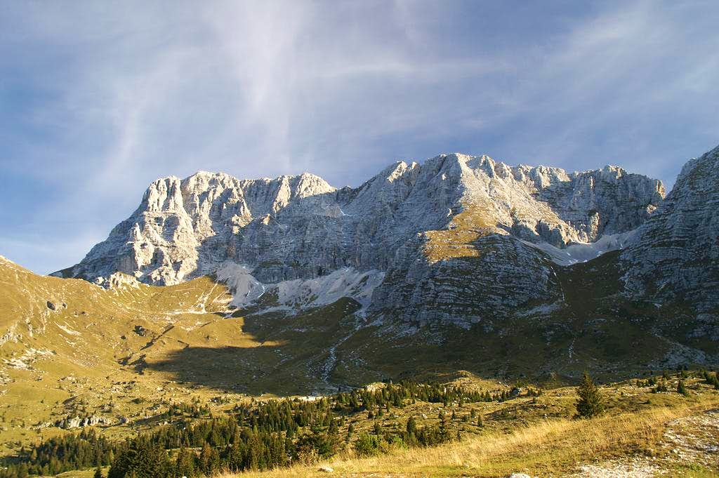 Jôf di Montasio (2753m)
