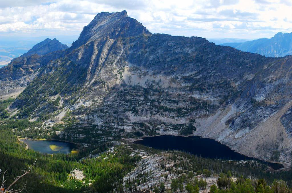 Hart and Tamarack Lakes