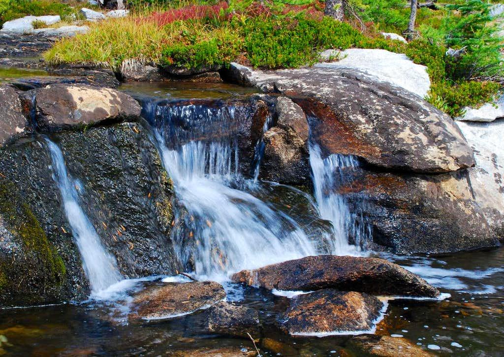 High Lakes Falls