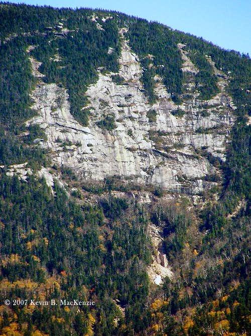 Eagle Slide on Giant Mountain