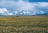 Mount Xixabangma, Tibet.