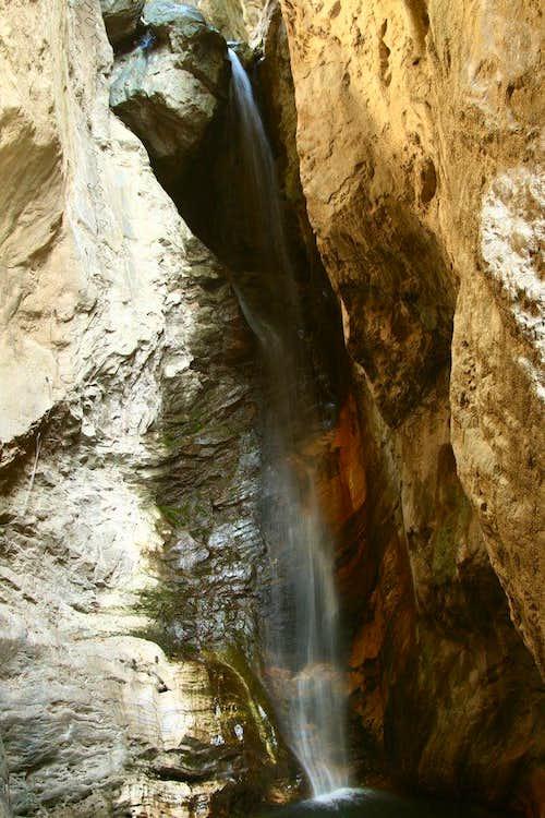 Cascata della Grotta