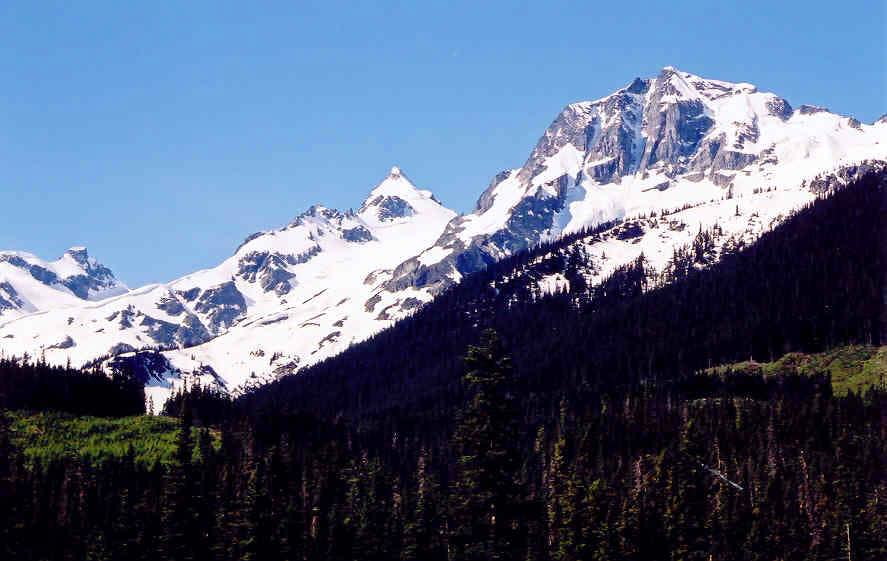 Mount Matier