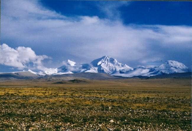 Mountain beauty of Tibet:...
