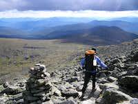 Mount Washington Above Tuckerman's
