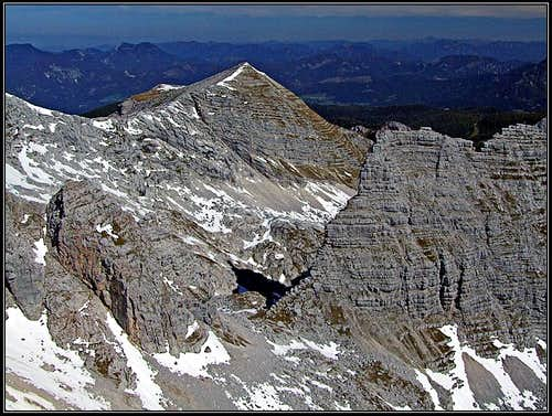 Warscheneck E ridge and Ramesch