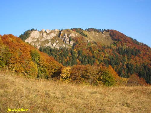 Bjelasica autumn colours