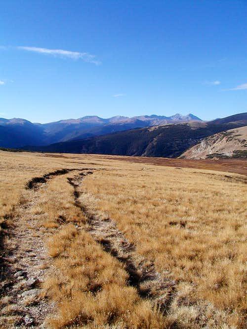 Old wagon road