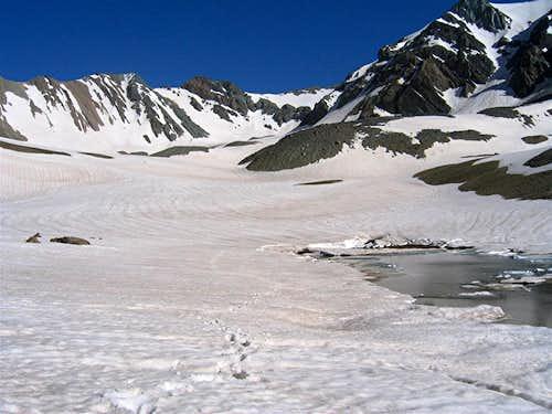 From Kholeno Lake