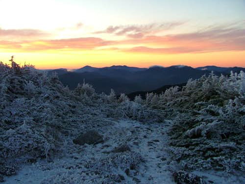 View from Franconia Ridge