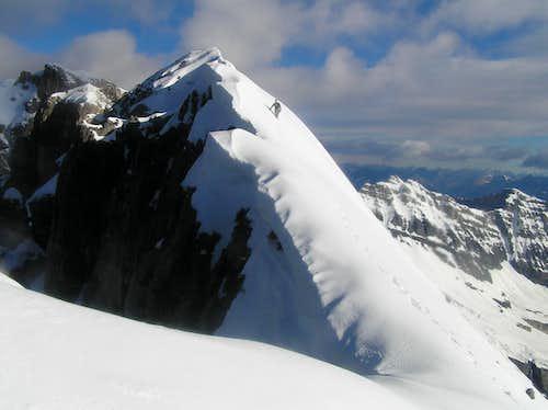 Mount Victoria South ridge