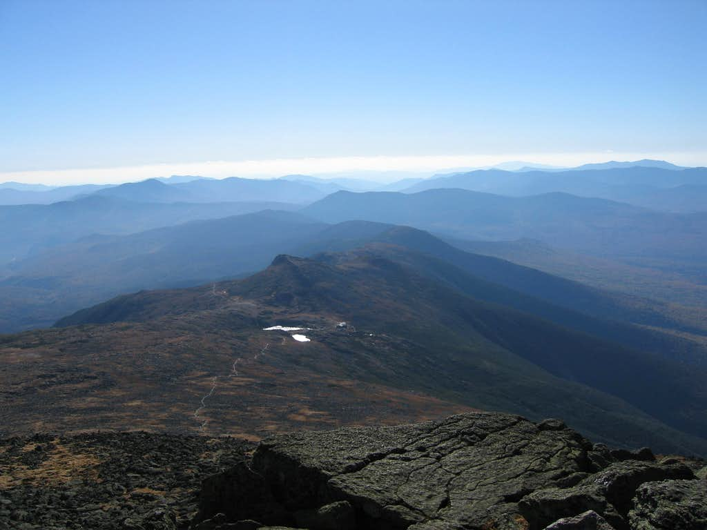 Mt. Washington Lakes Of The Clouds