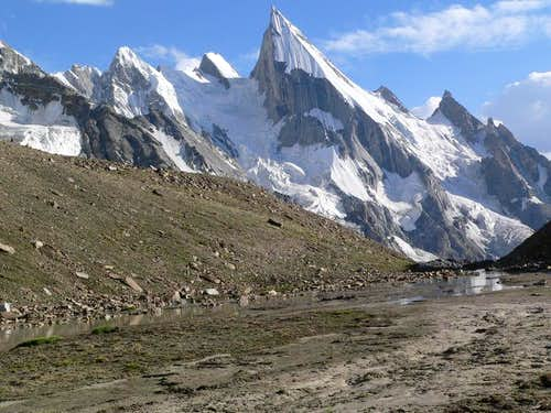 Laila Peak, Karakoram, Baltistan