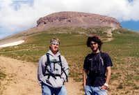 Table Mt. Portrait
