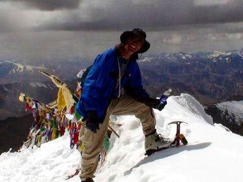 Stok Kangri Summit Trip
