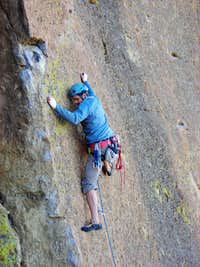 Single Pitch Routes