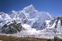 West face of Nuptse.