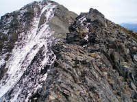 Penguin's Summit Ridge
