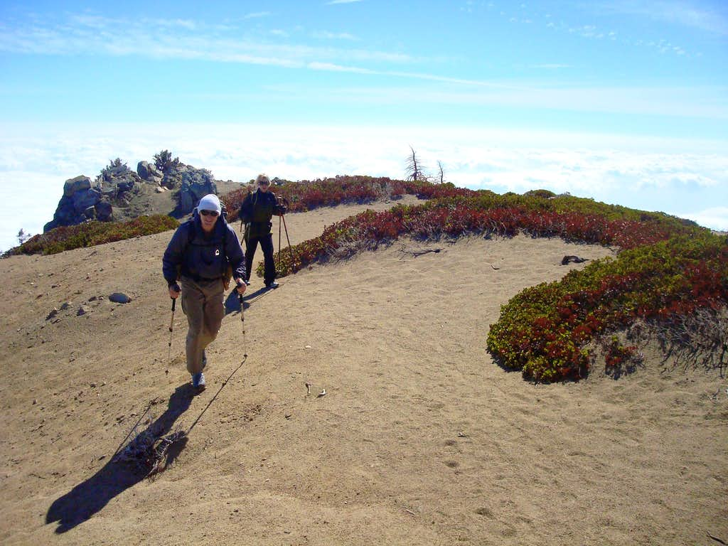 Cucamonga Summit
