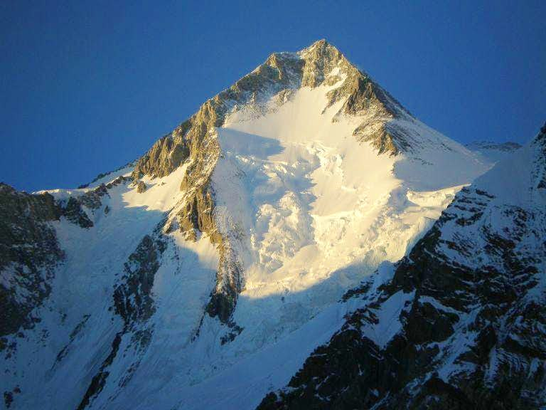 Report of Mountaineering Expedition visited Pakistan during 2008