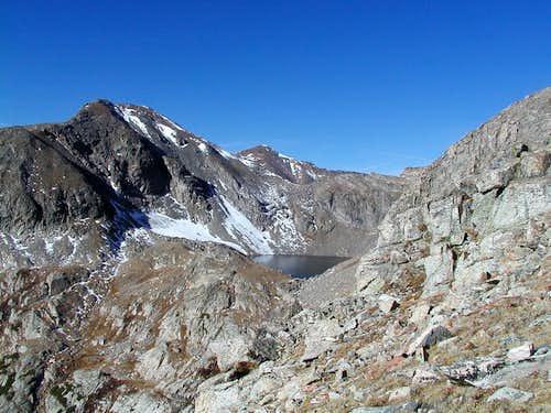 James Peak via Continental Divide Trail