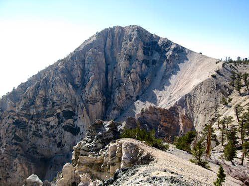 San Gorgonio 17 Peaks