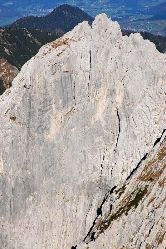 Totenkirchl West Face