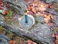 Mount Frissell, CT Benchmark
